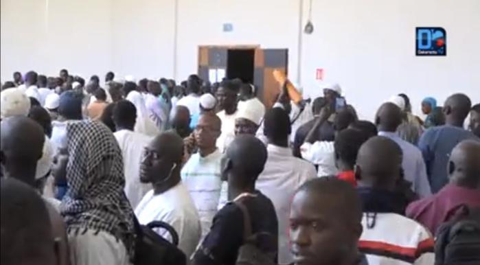 """Ibrahima Ly devant la barre de la chambre criminelle : """"Je me suis rendu en Syrie pour apprendre ma religion et non pour combattre..."""""""
