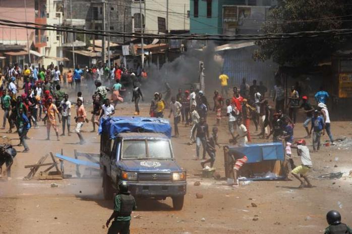 Mercredi macabre en Guinée Conakry : Trois partisans de l'opposant Cellou Dalein Diallo tués