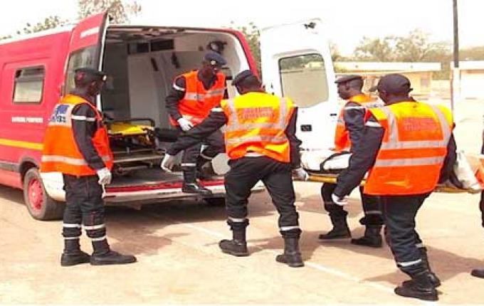 Kédougou/Collision entre un bus Al-Azhar et un camion malien : bilan un mort, 32 blessés dont 12 dans un état grave.