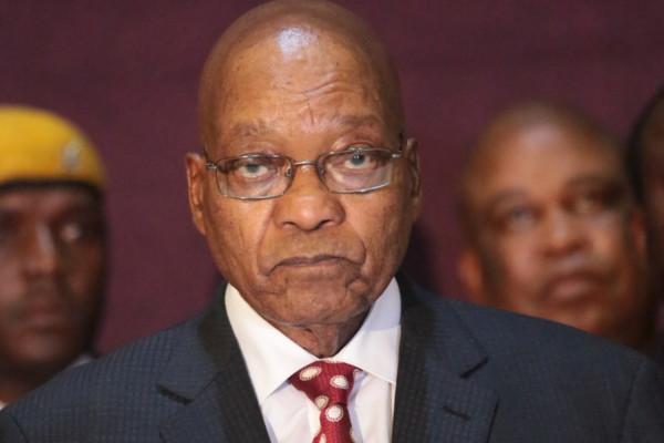 Pots-de-vin sur un contrat d'armement : Jacob Zuma à un pas de la prison