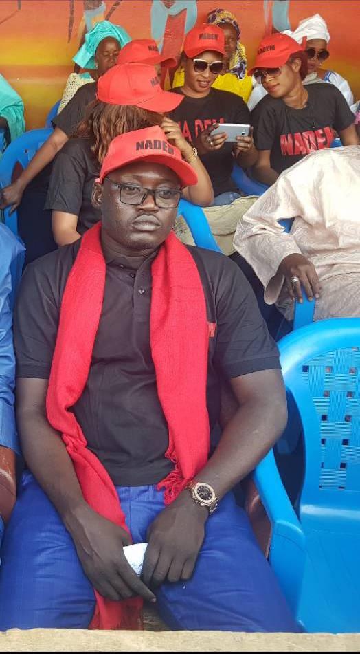NADEM À TOUBA / Moustapha Diouf Lambaye dénonce l'existence de lobbies qui rendent difficile le séjour des leaders de l'opposition dans la cité
