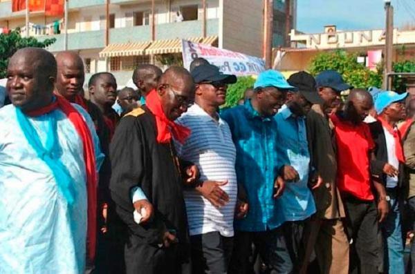 Tentative de violation de « l'arrêté Ousmane Ngom » : Le « MMA » sermonne l'opposition