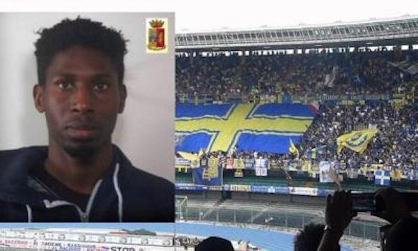 SOUPÇONNÉ DE TERRORISME PRÉSUMÉ : L'ancien joueur, Mame Fily Sall, expulsé d'Italie