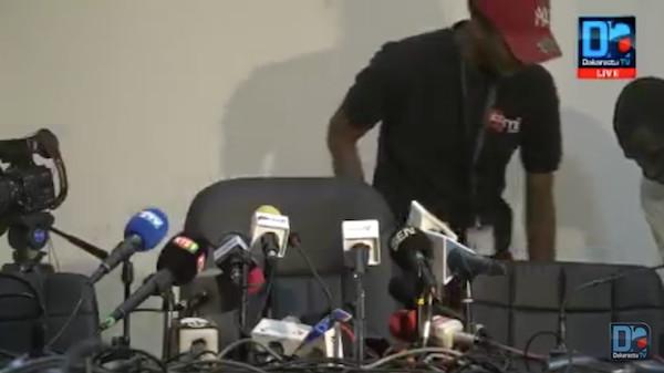 Enlèvement d'enfants : le point de presse du commissaire Abdoulaye Diop commence mal !