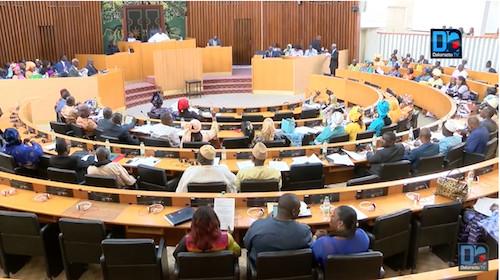 Système de parrainage : La conférence des présidents de l'Assemblée convoquée pour fixer le jour du vote