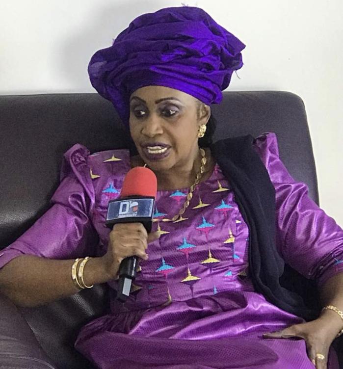 """Me Nafissatou Diop Cissé au lancement du Mouvement PAREL de Oumar Sarr : """" La seule chose que je regrette, c'est de n'avoir pas connu Macky Sall plus tôt """""""