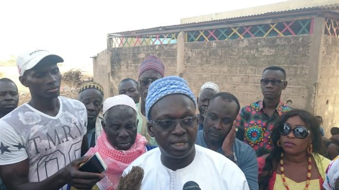 """Moustapha Guèye dit 'Petit Guèye' sur l'enlèvement des enfants : """" Tuer une personne n'existe dans aucune croyance... Des élections ne peuvent pas le justifier... """""""