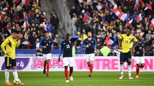 CM 2018 / Adversaire des Lions : La Colombie surprend la France (2-3)