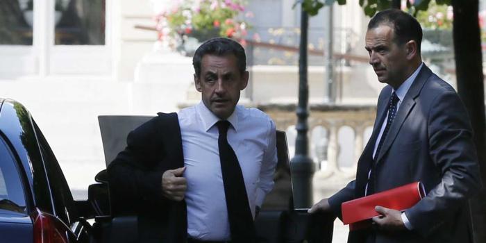 Secrets de la garde-à-vue de Sarkozy : Encerclé, il aurait balancé Guéant et Hortefeux