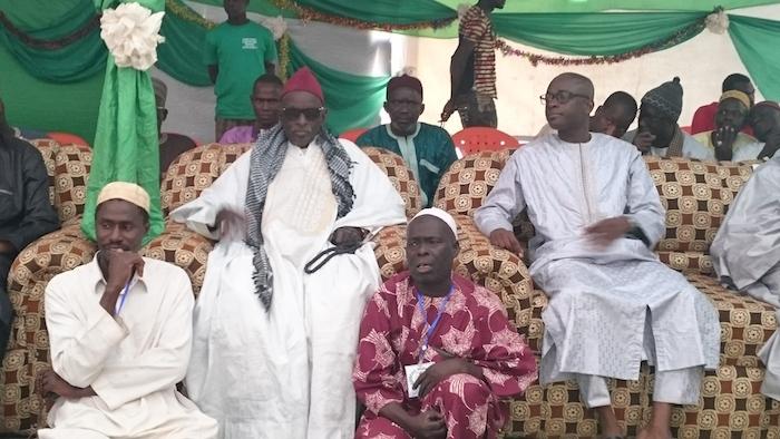 """El Hadj Baye Dramé, représentant du Khalife général des Tidianes à Ndoffane : """" Le Sénégal a complètement changé de visage en matière d'infrastructures, de mobilité..."""""""