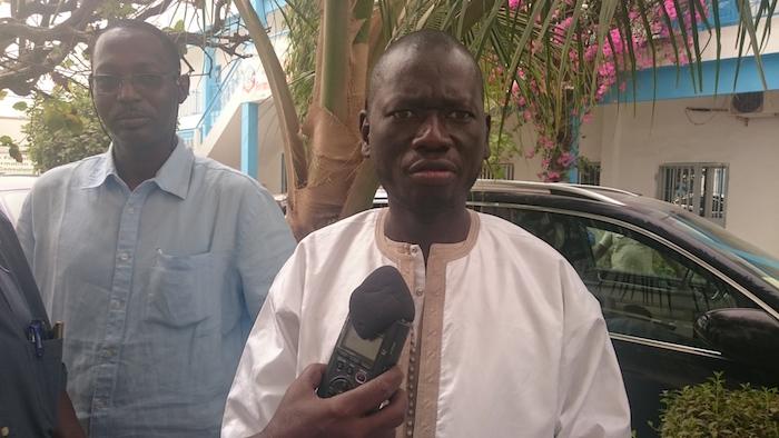 """Kaolack : Serigne Mboup lance un mouvement apolitique dénommé """"Kaolack, ma fierté! """""""