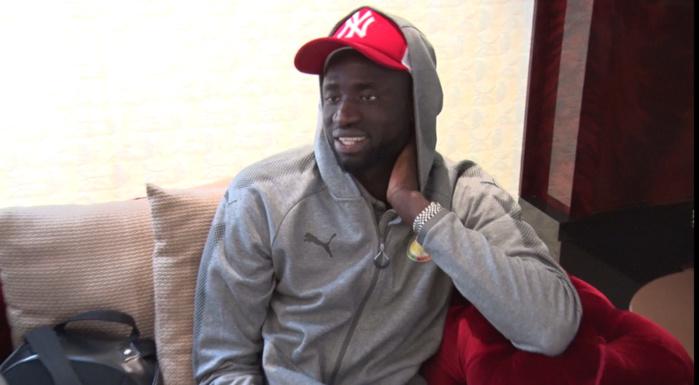Souffrant d'une grippe : Cheikh Kouyaté quitte la Tanière