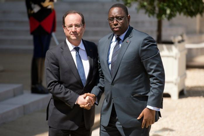 Parrainage : La leçon citoyenne de François Hollande à Macky Sall