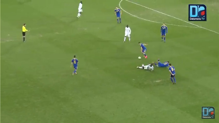 Sénégal / Bosnie-Herzégovine : 0-0 (mi-temps)