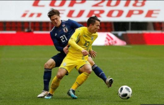 CM 2018 / Adversaire des Lions : le Japon battu par l'Ukraine (1-2)