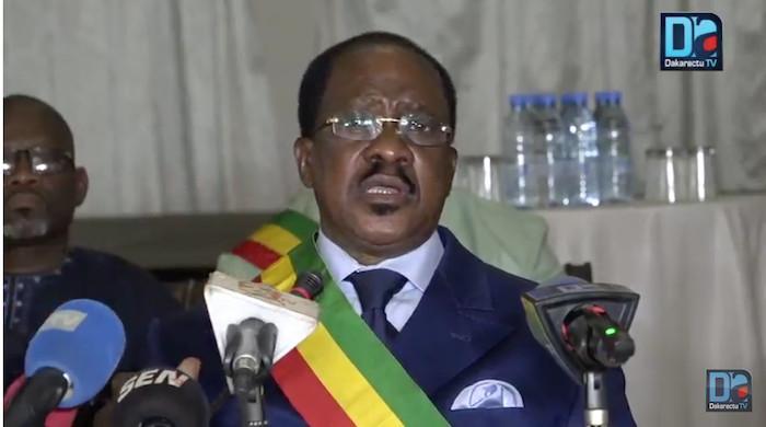 Madické Niang sur la démission du magistrat Dème : « Jamais dans l'histoire du Sénégal le discrédit porté sur la justice n'a atteint un niveau aussi élevé »