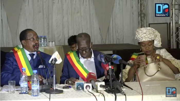 Khalifa Sall condamné à cinq ans de prison par la justice — Sénégal