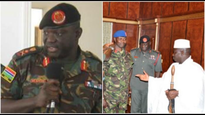Gambie : deux généraux pro-Jammeh traduits en cour martiale