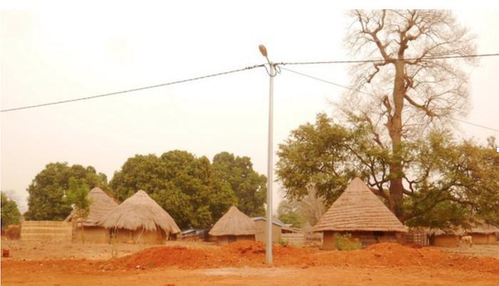 Kédougou : Le PUDC fait sortir Ibel de l'obscurité, les populations expriment leur joie