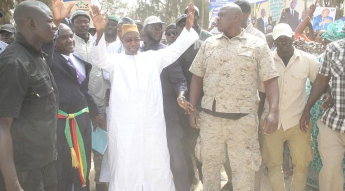 Territorialisation du PSE : Mamadou Mamour Diallo soutient les femmes de Louga