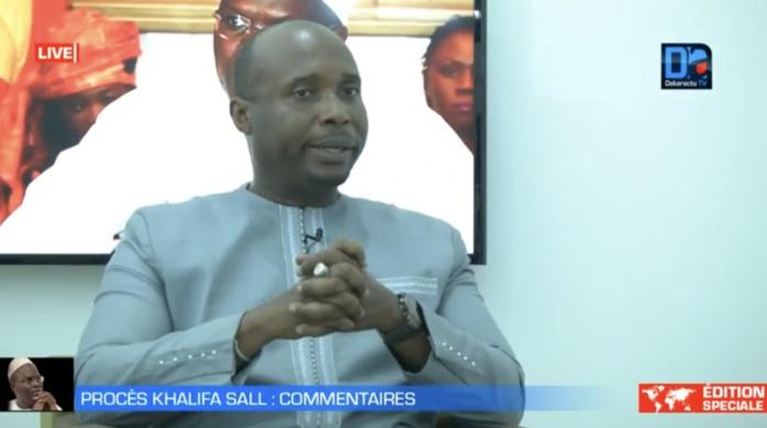 Barthélémy Dias déféré devant le parquet de Dakar pour outrage