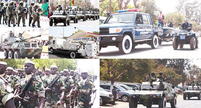 Le 4 avril célébré à Louga sous le signe de la lutte contre le terrorisme