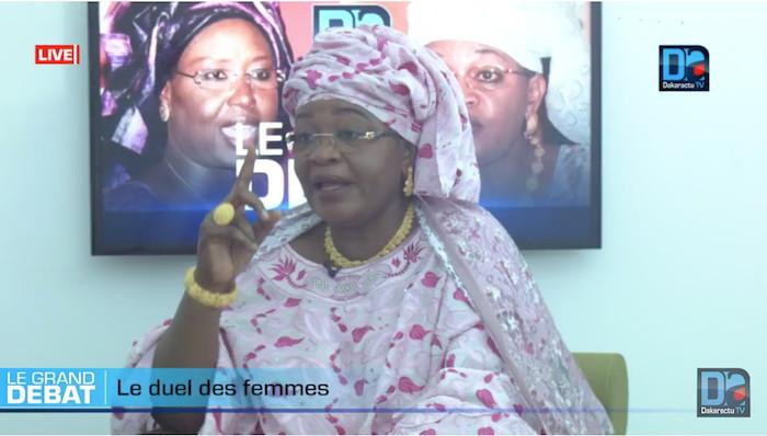 Adresse à la Nation : Macky Sall a répété le discours servi par le PM au Parlement, selon Aïda Mbodj