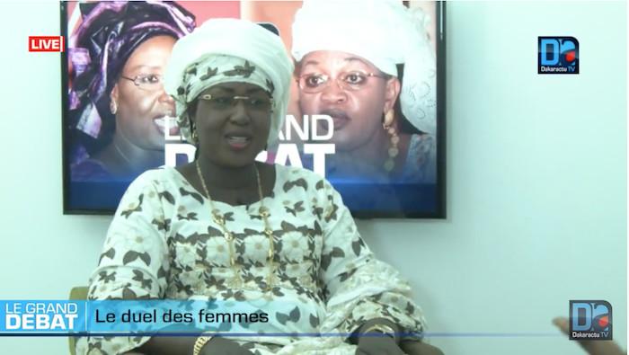 Maïmouna Ndoye Seck rassure la jeunesse : « On a dépassé les 330 00 emplois formels »