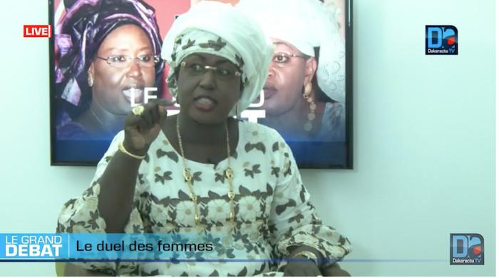 Temps de parole à l'Assemblée nationale : Maïmouna Ndoye Seck démonte les arguments de l'opposition parlementaire