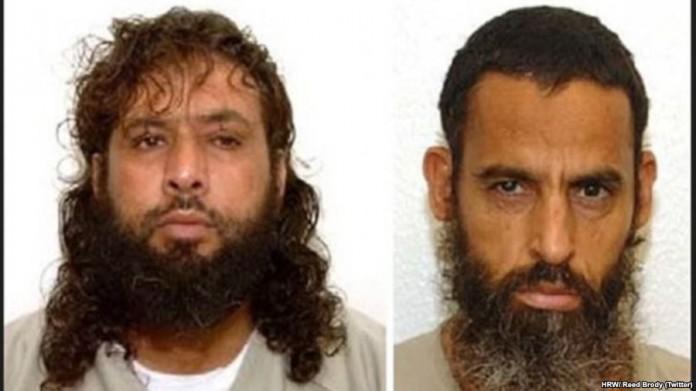 Expulsés du Sénégal : Les deux ex détenus de Guantanamo écroués à Tripoli