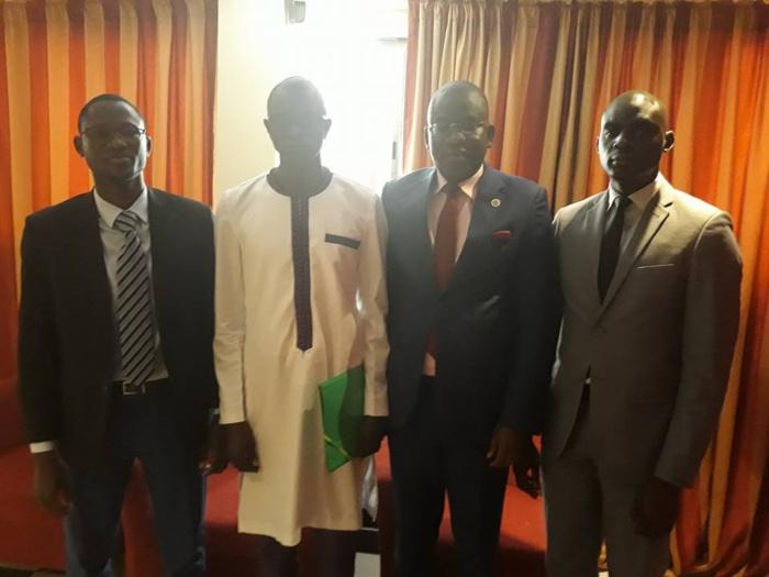 Congrès FDS/Idrissa Seck courtise t-il le parti de Babacar Diop?