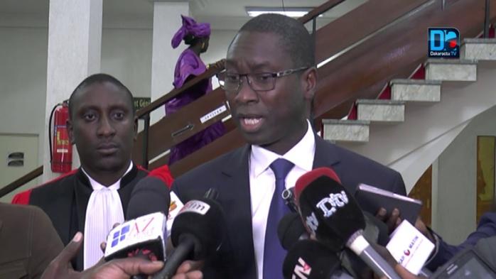 Loi sur le parrainage : Ismaïla Madior Fall répond à Bathily et écarte un 23 juin bis