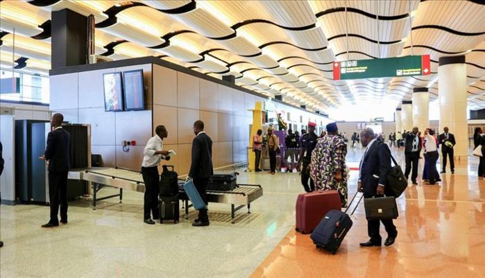Contrôle de Sécurité à l'aéroport de Diass : l'Amérique en fait son affaire