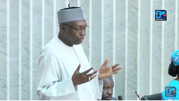 Questekki : Mamadou Lamine Diallo veut la démission d'Ismaïla Madior Fall et la culpabilité de Cheikh Kanté dans la crise financière du Port