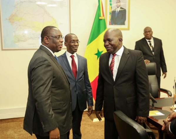 Le parrainage n'est pas conforme à la Constitution du Sénégal.