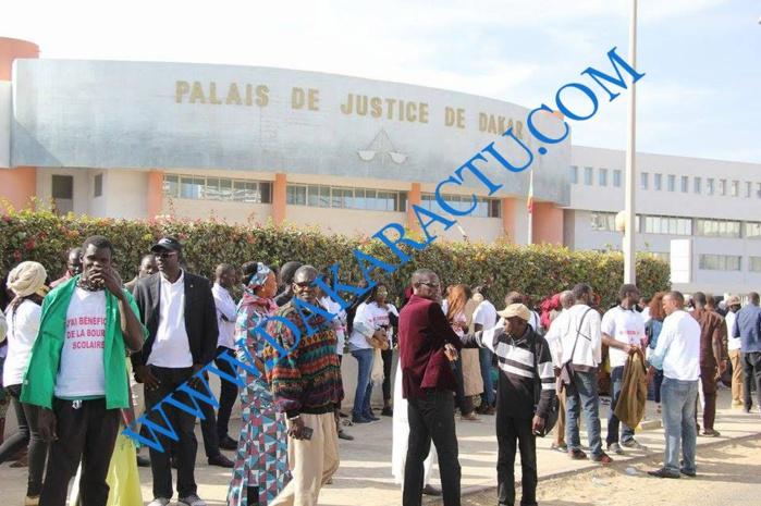 "Procès Imam Ndao : Saliou Ndiaye alias ""Anas"" s'est mis à pleurer"