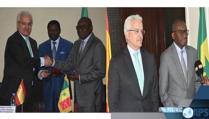 Lendemains de grogne chez les Sénégalais de Madrid : le chef de la diplomatie espagnole à Dakar