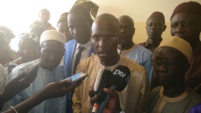 Kaffrine : Les maires s'engagent à collecter les 65.000 signatures requises au profit du président Macky Sall