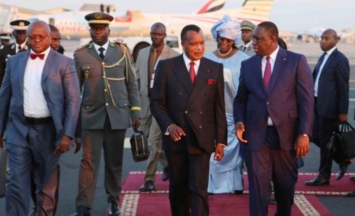 Le Congo honore la mémoire du sergent Malamine Camara, le Sénégal brille par son absence