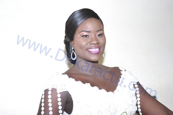 Les images de la réception offerte en l'honneur du mariage de Ndèye Coumba Samb et Mohamed Diop