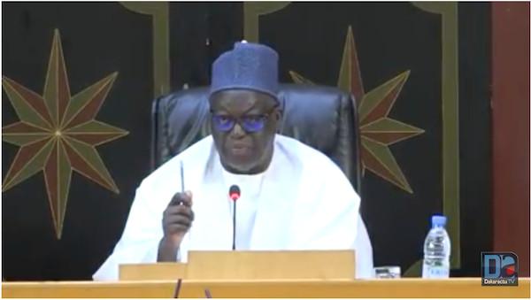 Assemblée nationale : Les Travaux ont commencé