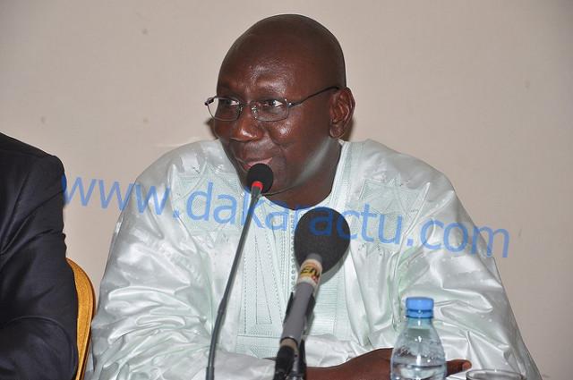 Bocar Sadikh Kane arrêté