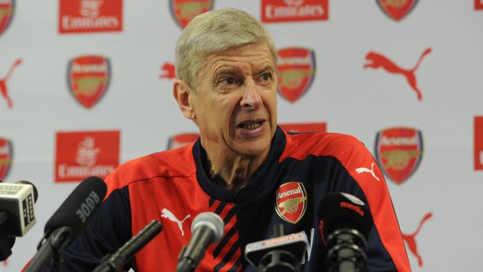 Arsène Wenger annonce son départ d'Arsenal