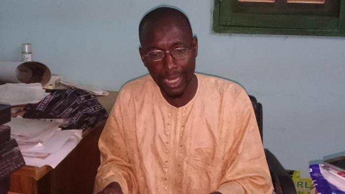 Papa Momar Khoulé, Chef du service départemental du développement rural de Kaolack : « Il n'existe pas de graine d'arachide brûchée ni de bons impayés dans le département de Kaolack... »