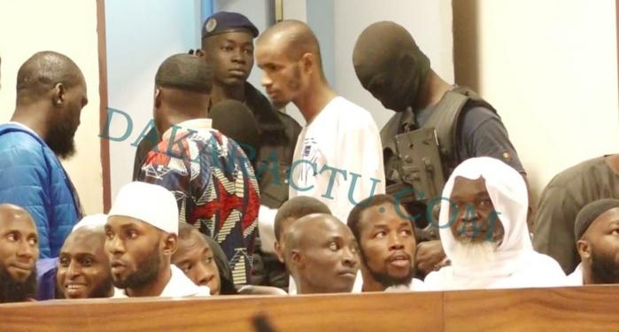"""L'accusé Ibrahima Ndiaye : """"La déclaration de Me Ousmane Ngom qui a radicalisé Moussa Mbaye"""""""
