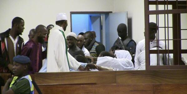 Moustapha Diatta confirme avoir détenu une ...arme de chasse