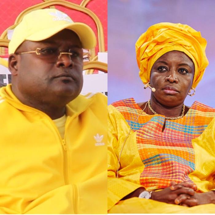 Mimi Touré et Baye Ciss : Une alliance stratégique kaolackoise en gestation?