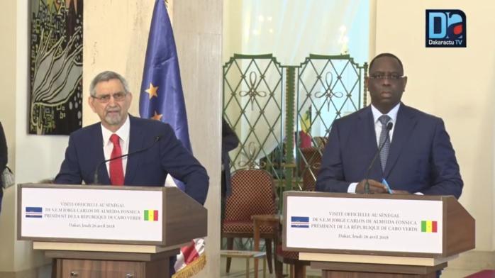 Coopération bilatérale : le Sénégal et le Cap-Vert signent quatre accords