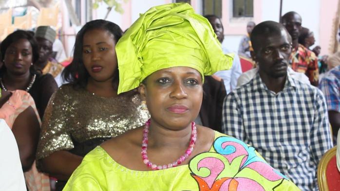 Passage de l'informel au formel : Innocence Ntap Ndiaye révèle le projet de l'Etat pour huit familles d'acteurs