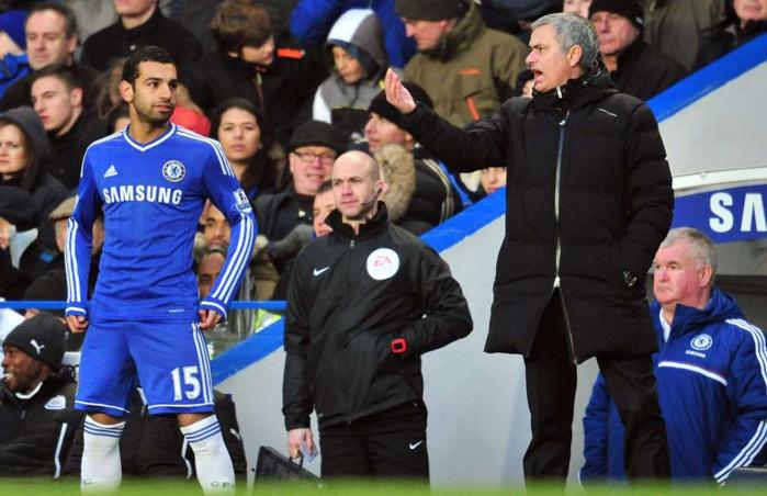 Liverpool : Mourinho se dédouane en expliquant l'échec de Salah à Chelsea
